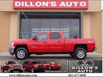 Used 2011 Chevrolet Silverado 3500
