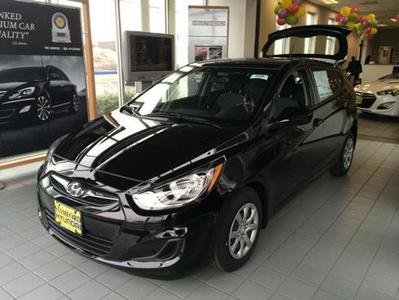 New 2013 Hyundai Accent GS