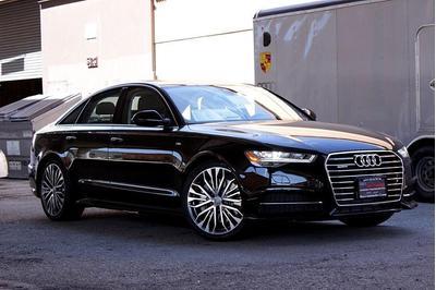New 2016 Audi A6 3.0 TDI Prestige quattro
