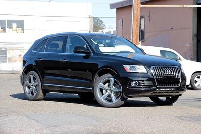 New 2016 Audi Q5 3.0T Premium Plus quattro