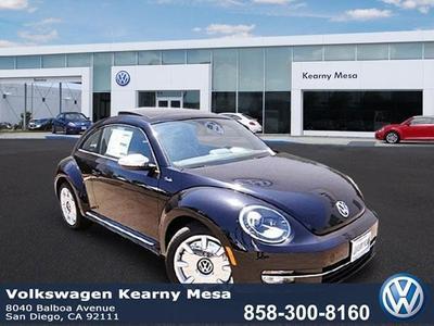 New 2013 Volkswagen Beetle 2.0T Turbo