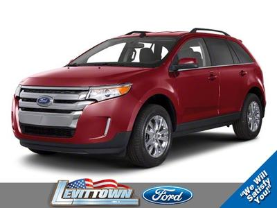 New 2013 Ford Edge Limited
