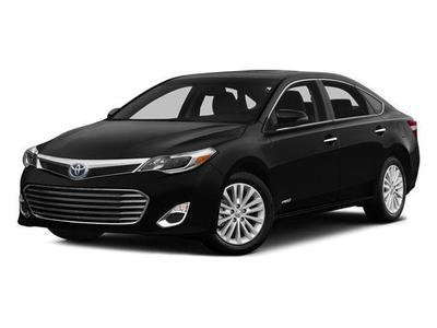 New 2014 Toyota Avalon Hybrid Limited