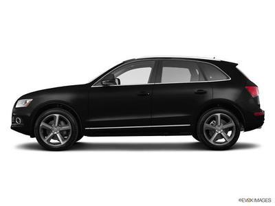 2016 Audi Q5 3.0 TDI Premium Plus quattro