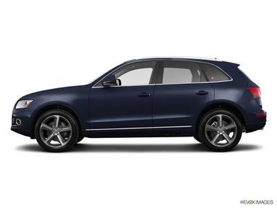 New 2016 Audi Q5 3.0 TDI Premium Plus quattro