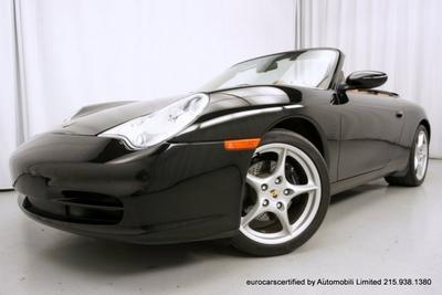 Used 2003 Porsche 911