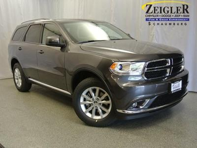 New 2014 Dodge Durango SXT