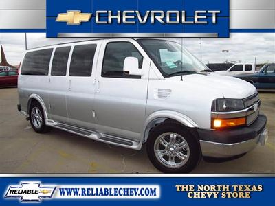 New 2011 Chevrolet Express 1500