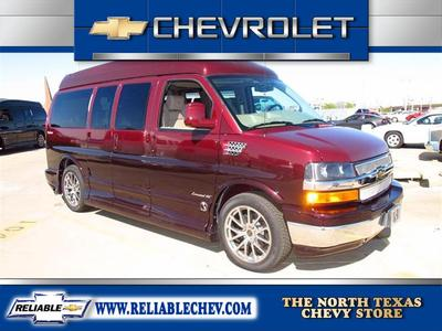 New 2011 Chevrolet Express 1500 52W