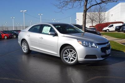 New 2016 Chevrolet Malibu Limited LT