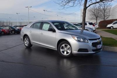New 2016 Chevrolet Malibu Limited LS