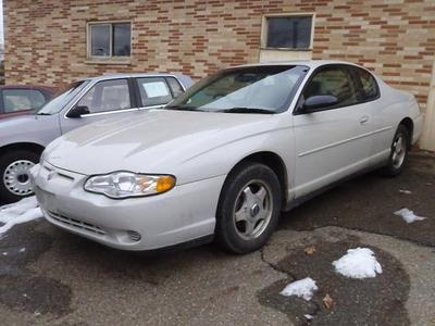 Used 2003 Chevrolet Monte Carlo LS