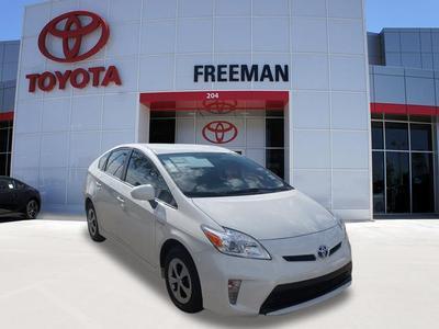 New 2013 Toyota Prius