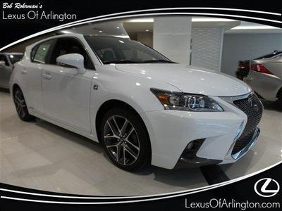 New 2016 Lexus CT 200h Premium