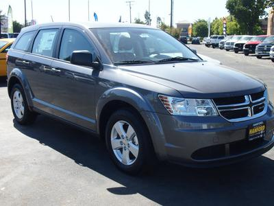 New 2013 Dodge Journey SE