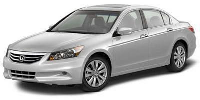 New 2012 Honda Accord EX