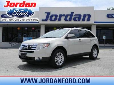 Used 2007 Ford Edge SEL Plus