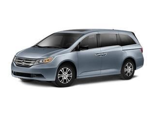 New 2012 Honda Odyssey EX-L