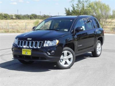 New 2012 Jeep Compass Sport