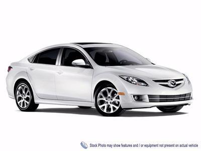 New 2011 Mazda Mazda6 i
