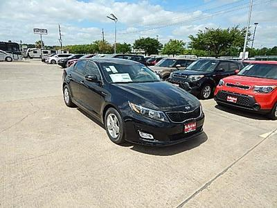 New 2015 Kia Optima LX