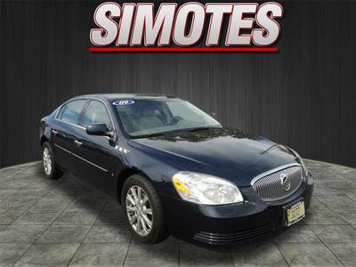 Used 2009 Buick Lucerne CXL5