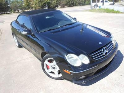 Used 2005 Mercedes-Benz CLK500