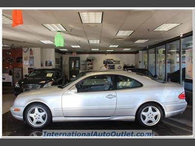 Used 2001 Mercedes-Benz CLK430