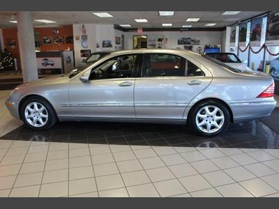 Used 2005 Mercedes-Benz S500 4MATIC