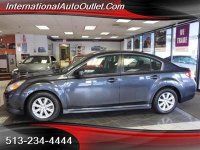Used 2011 Subaru Legacy 2.5i Premium