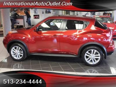 Used 2012 Nissan Juke SL