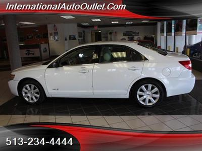 Used 2007 Lincoln MKZ Base