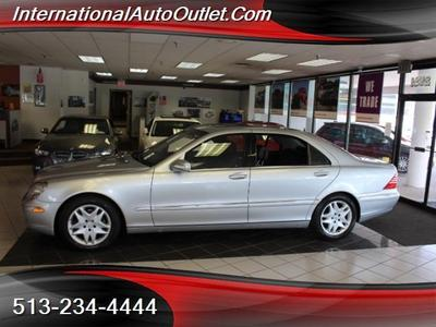 Used 2003 Mercedes-Benz S500