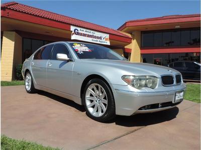 Used 2005 BMW 745 Li