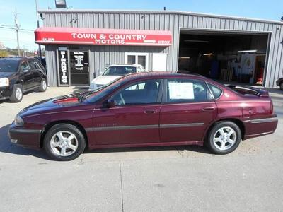 Used 2003 Chevrolet Impala LS