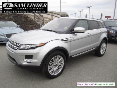 New 2013 Land Rover Range Rover Evoque Pure