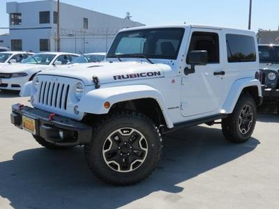 New 2015 Jeep Wrangler Rubicon