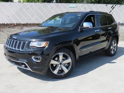 New 2015 Jeep Grand Cherokee Overland