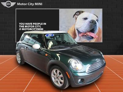 Used 2010 MINI Cooper S