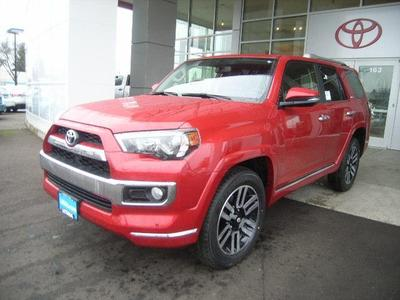 New 2014 Toyota 4Runner Limited