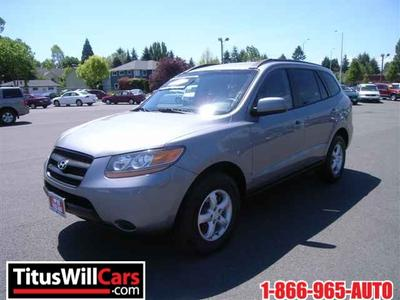 2008 hyundai santa fe reviews specs and prices. Black Bedroom Furniture Sets. Home Design Ideas