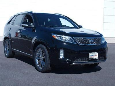 New 2014 Kia Sorento Limited