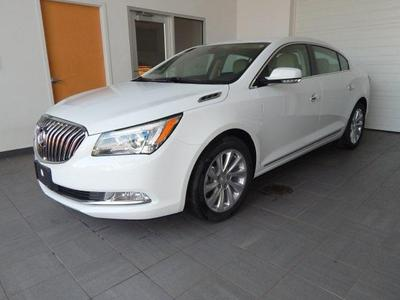 New 2016 Buick LaCrosse Leather