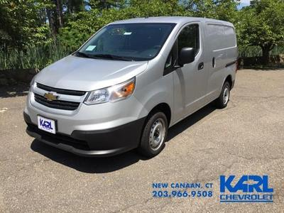 Certified 2015 Chevrolet City Express 1LS