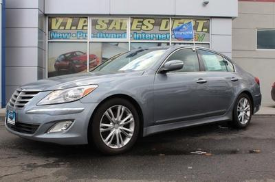 Used 2014 Hyundai Genesis 3.8