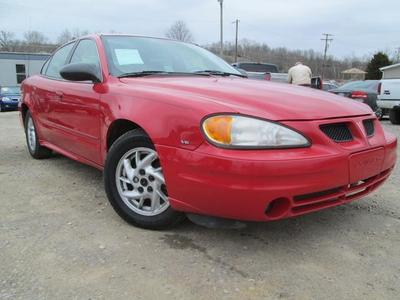 Used 2004 Pontiac Grand Am SE1