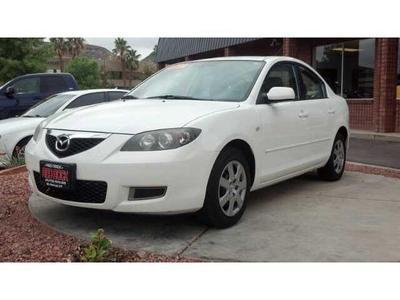 Used 2007 Mazda Mazda3 i Sport