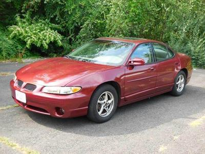 Used 2003 Pontiac Grand Prix GT