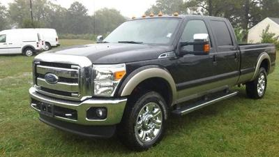 New 2013 Ford F250 Lariat