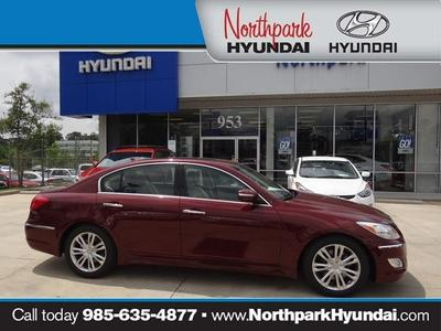 New 2013 Hyundai Genesis 3.8